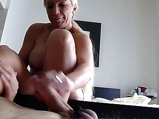 Masturbación con la mano