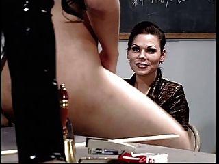 Tranny teacher y sus seguidores
