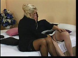 Wilhelmina lukin coño es caliente