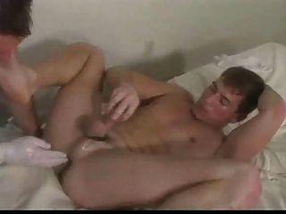 Puño mi culo