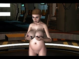 Animación 3d: alien 2