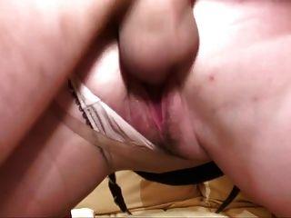 Etudiante 19ans aux gros seins sodomisee en un plan a 3