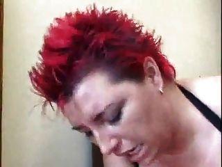 Mamá bbw follada en su culo