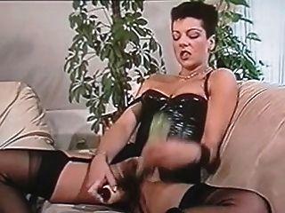 Masturbación clásica alemana de los años 80
