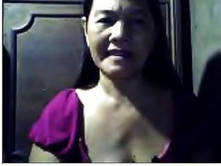 Asiática abuelita helen cebu
