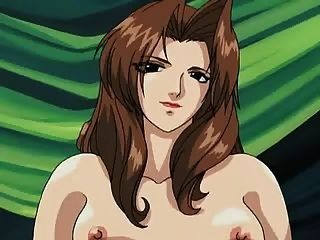 Anime lesbianas 2