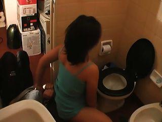 Papel higiénico humano