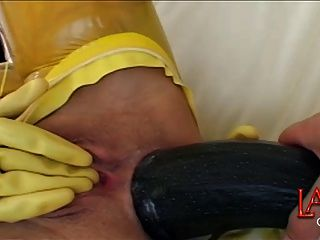 Enorme culo anal hace asshole boquiabierto