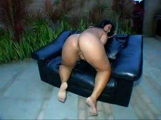 Hot hot latina ex novia mostrando culo y coño