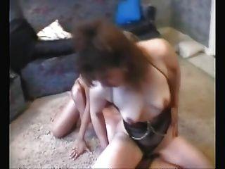 Orgía aficionada 2 macho 2 hembra