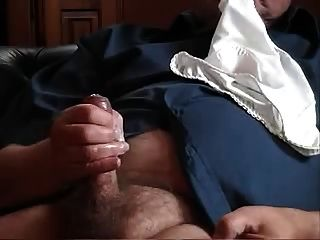 Viejo hombre gordo sacudidas