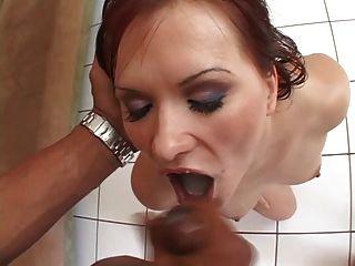 Katja kassin traga 5 cargas de spunk