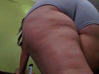 Vanilla vixenxxx en pantalones cortos de mezclilla ajustada