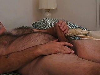 Realmente caliente papá oso solo