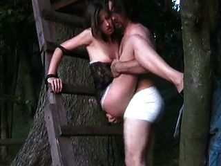 Video de sexo al aire libre