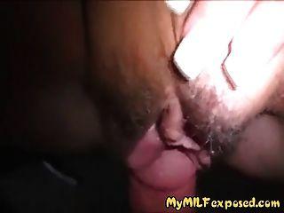 Mi milf expuestos amateur maduro chupando y follando