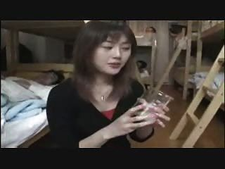 Nanami nanase gokkun 8 carga cum bebida