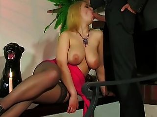 Cena romántica anal