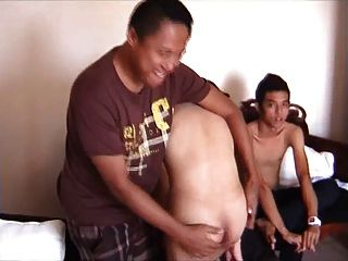 Cuatro indonesios sin pelo 1. parte