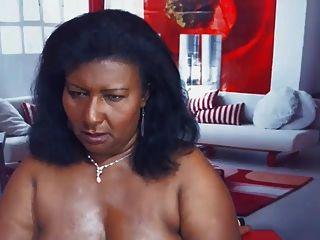Sexy negro maduro
