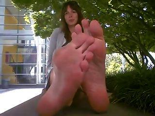 Dedos largos y plantas
