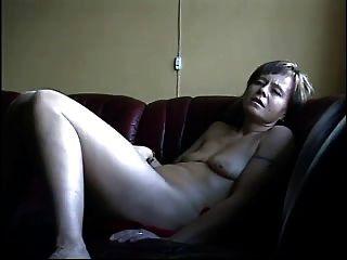 Madura mujer se movies vibeing al orgasmo!