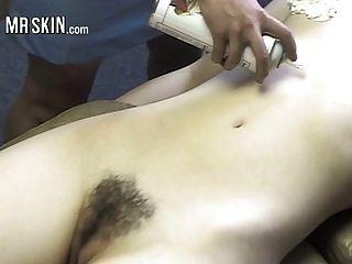 Desnudo celeb enfermeras lamer y chupar la crema de inmediato!
