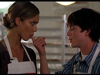 Jessica alba meet bill (chupar el dedo) 2x