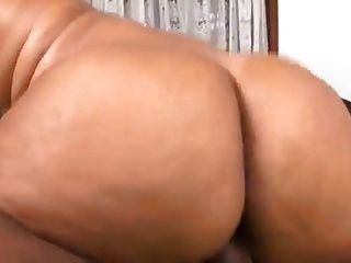 Caliente mujer gruesa muslos, culo grande fucks bbc