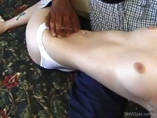 Hombre negro desnuda chica blanca (suave)