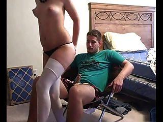 Striptease sexy (lapdance w bj)