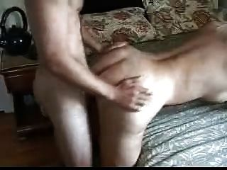 Amateur blonde milf anal fuck