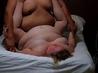Bhm despierta un bbw para el sexo
