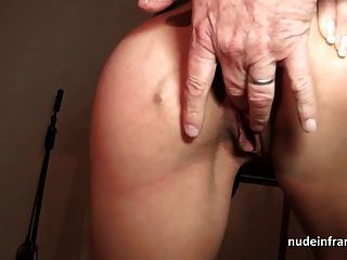 Mamada francesa follada anal duro y facialized en 3way