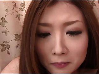 Chica japonesa hermosa