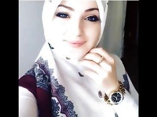 Tatar hijab caliente puta