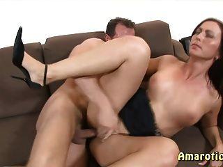 Sexo anal con belleza