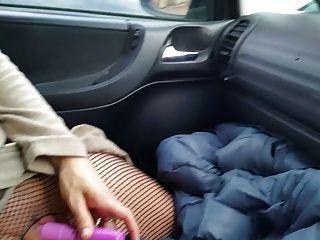 Cumming en mi coche de nuevo