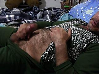 Str8 papi jugar en la cama