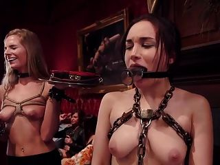 Dz bdsm fiesta privada part1 big tits mature