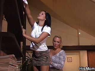 Lesbiana Madura