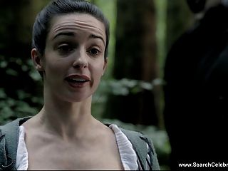 Laura donnelly nude outlander s01e14