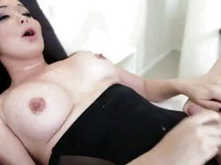 Transexual orgasmo real 26