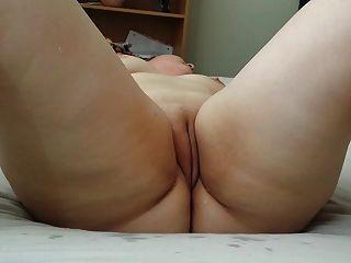 Chubby se masturba