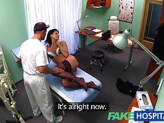 El médico del hospital fakehospital asegura que el paciente está bien controlado