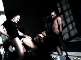 Magma film hot german puta follada por dos chicos en un sótano