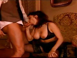 Muy bonita escena anal vintage con erika bella # 04