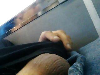Str8 caliente en el autobús