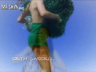 Las celebridades de la película del campo de verano consiguen desnudas y la cogida