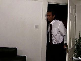 Trucos marido negro en la esposa con bbw